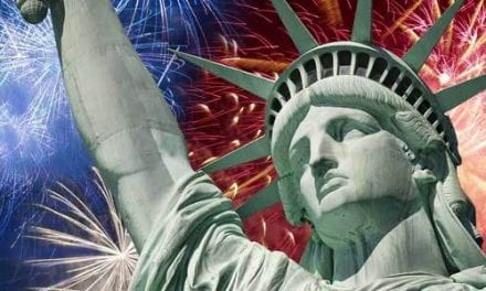 Happy 4th…with liberty and justice FOR ALL!