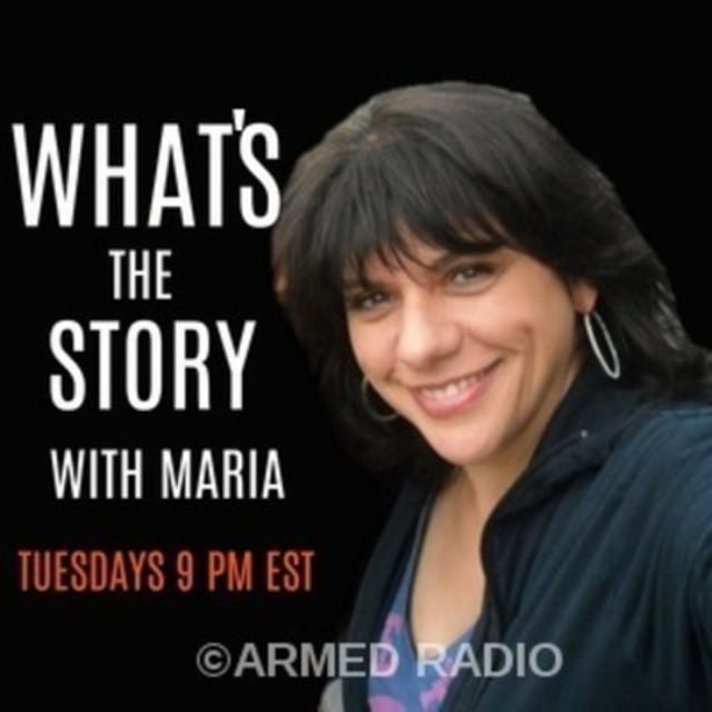 """SONGWRITER Maria Gentile Singing """"Hiding in a Ghost Town"""""""