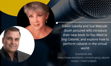 09/21/20 @ 7:00 pm NATS Presents David Sabella & Sue Matsuki