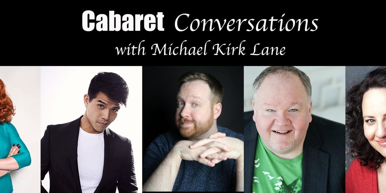 Monday, 2/22 @ 6:00 pm Cabaret Conversations with Telly Leung