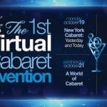 Oct 19-22, 2020 – Mabel Mercer Virtual Cab Con