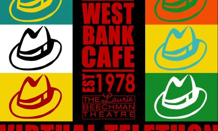 12/25 @ 12:00 noon Save the West Bank Cafe Virtual Telethon