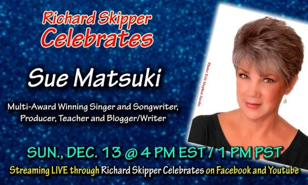Sun., 12/13 @ 4:00 pm Richard Skipper Celebrates Sue Matsuki