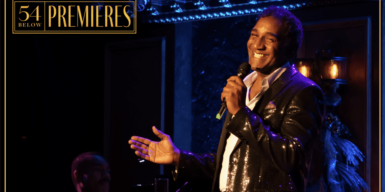 REVIEW – Norm Lewis @ F54B