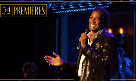 """Thru 12/31 – Norm Lewis """"Christmastime is Here"""""""