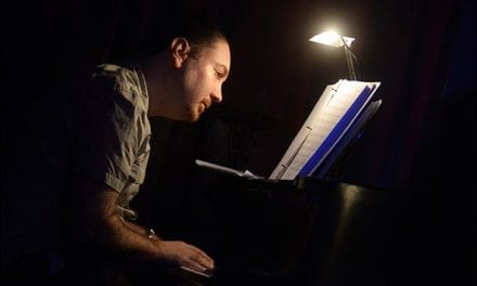 Seth Bisen-Hersh: Cabaret HotTrax Featured Artist