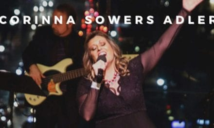 """Saturday, 1/09 @ 7:00 pm Corinna Sowers-Adler """"Let Me Sing and I'm Happy"""""""