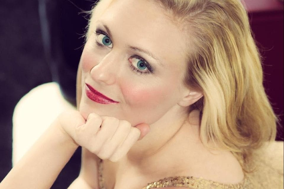 """Thursday, 1/14 @ 7:00 pm Haley Swindal in """"To New York With Love"""""""