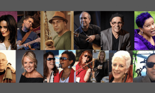 """Sunday, 1/03 @ 6:00 pm """"Music While We're Inside"""" FREE Jazz Concert!"""