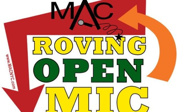 Watch for New Dates! MAC Open Mic