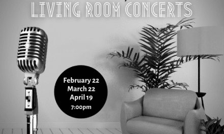Mon., 3/22 @ 7:00 pm Stearns Matthews Living Room Concerts Return!