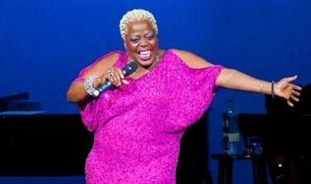 Fri., 4/2 & Sat., 4/3 Green Room Opens with Lillias White!