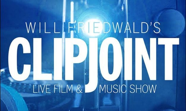 This Week on Will Friedwald's ClipJoint!