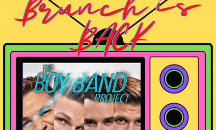 Sundays, starting 4/4 @ 2:00 pm The Boy Band Project returns LIVE!