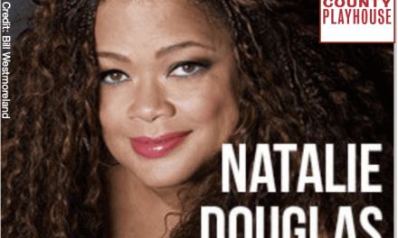 """Sat., 5/15 @ 8:00 pm & Sun., 5/16 @ 2:00 pm Natalie Douglas """"The First Time…The Music of Roberta Flack"""""""