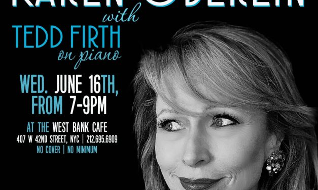 Wed., 6/16 from 7:00-9:00 Oberlin & Firth Celebrate 25 Years @ West Bank