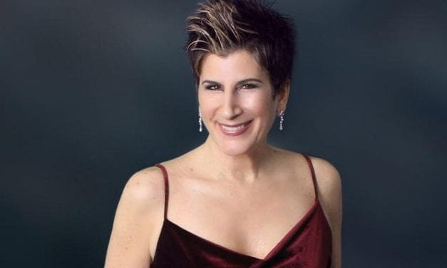 """Thurs., 6/17 @ 7:00 pm Marieann Meringolo LIVE in """"Here's to the Ladies!"""""""