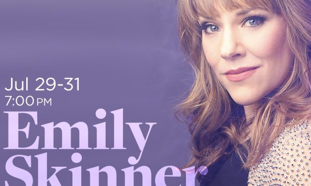 Thr. 7/29-Sat. 7/31 @ 7:00 pm Emily Skinner: A BROAD WITH A BROAD BROAD MIND