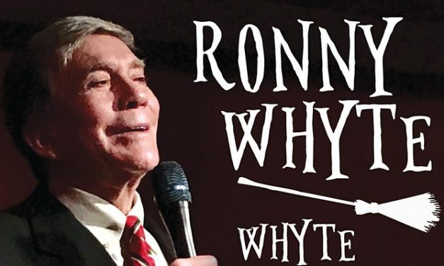 Thurs., 9/16 @ 8:30 pm Ronny Whyte sings Cy Coleman @ Birdland