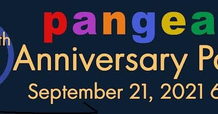 Tues., 9/21 from 6:30-Midnight Celebrating Pangea's 35th Anniversary!